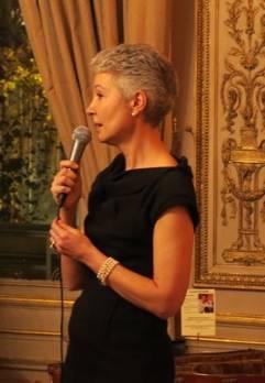Françoise Noël-Marquis, directrice de l'École  Normale de Musique de Paris