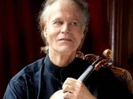 Rencontre avec le violoniste Augustin Dumay